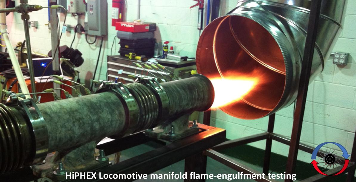 HIPHEX-manifold-flame